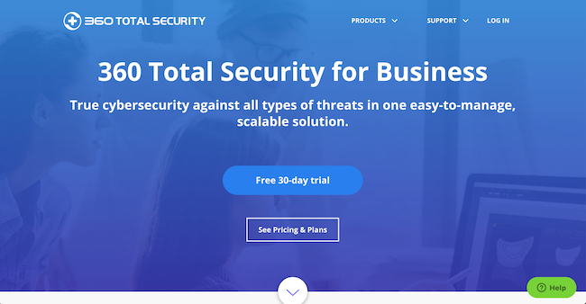 Reseña 360 Total Security